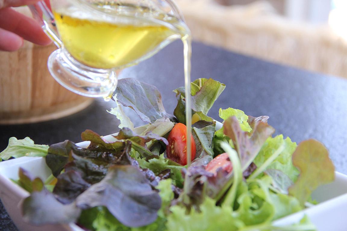Molho Cítrico para Salada